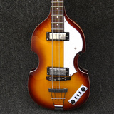 Lgnition Sunburst 4 String Violin Hofner Electric Bass