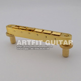 ABR-1 Thin Line type Gold Tune-O-Matic Guitar Brid