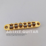 Roller Saddle Gold Finish Tune-O-Matic ABR-1 Elect