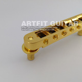 Nashville type Gold Tune-O-Matic Guitar Bridge for