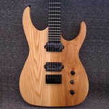 Black Machine B6 Swamp Ash Body HH Electric Guitar