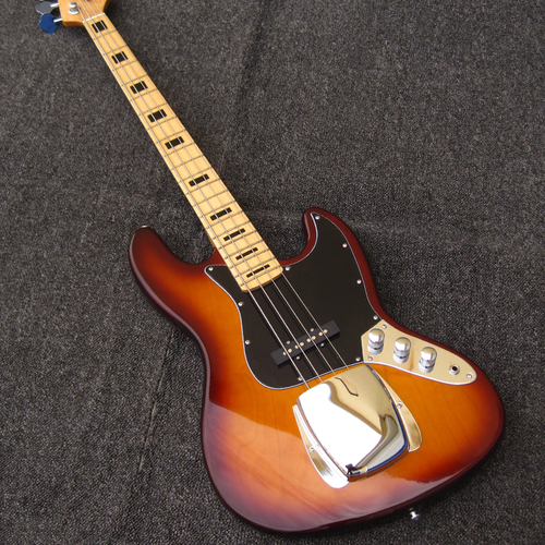Tony Franklin Sunburst Precison Jazz 4 string Fender Electric Bass